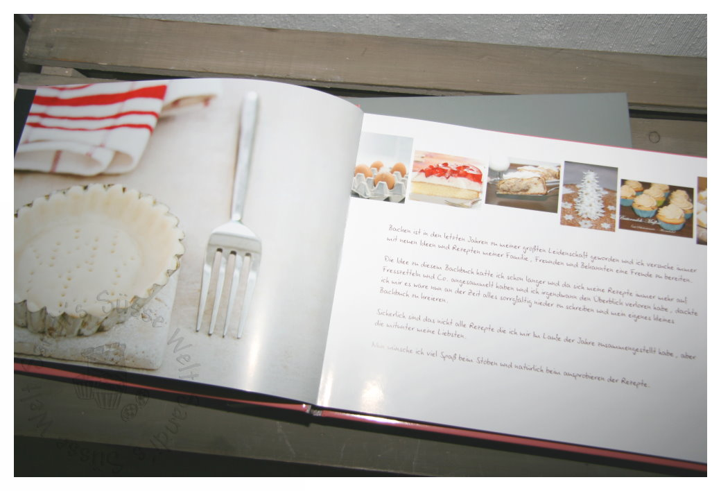 Sandi´s Süße Welt: Mein Backbuch