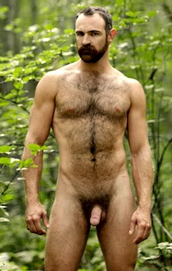 Hairy Hunks Outdoors