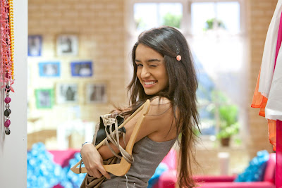 Shakthi Kapoor daughter Shraddha Kapoor Latest Stills from Luv Ka The End movie