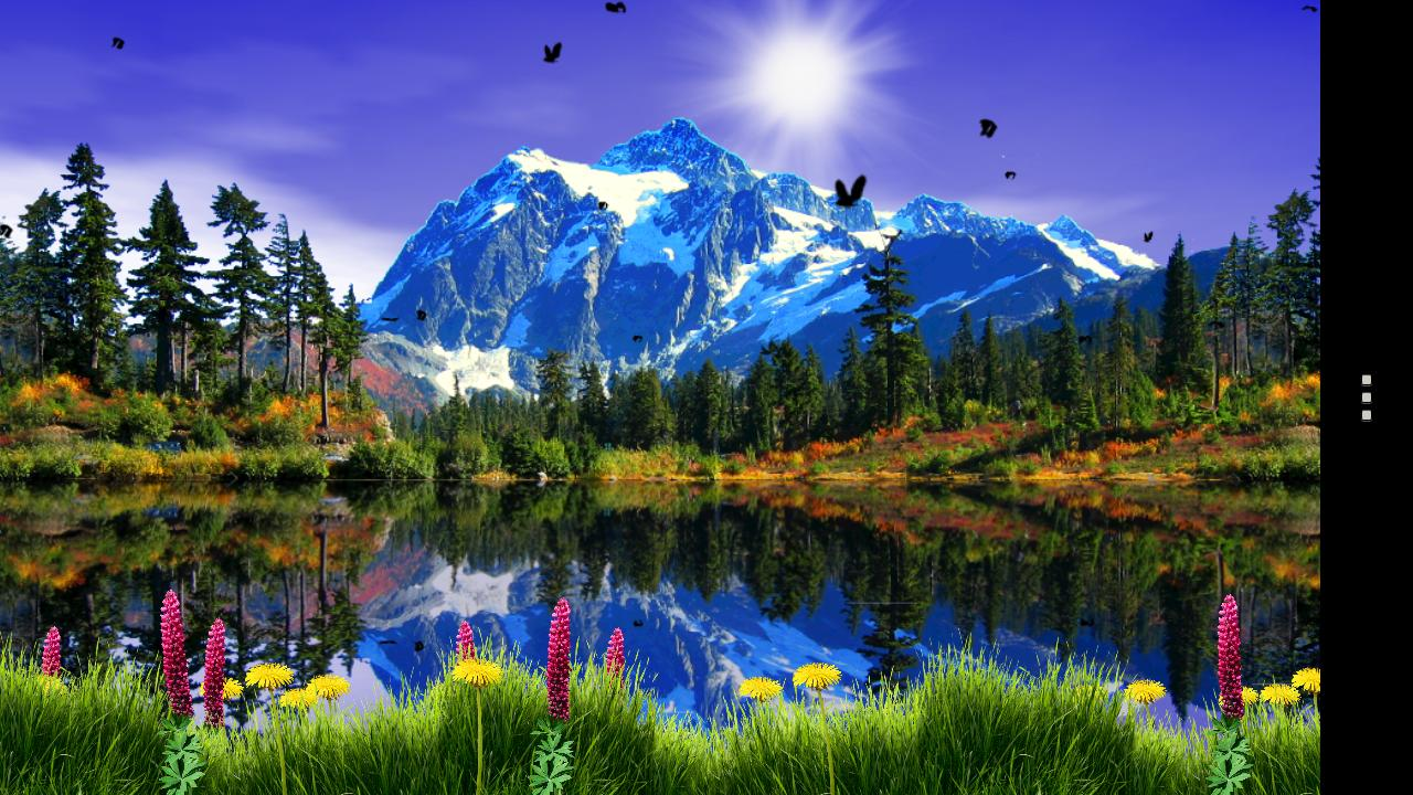 Beautiful mountain views wallpapers - Mountain screensavers free ...