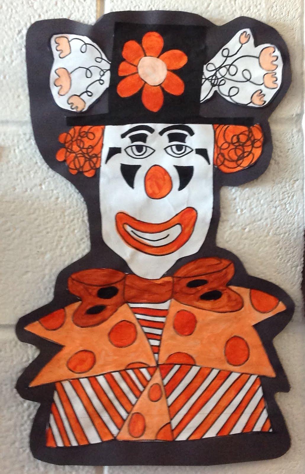 Colour Value Clowns
