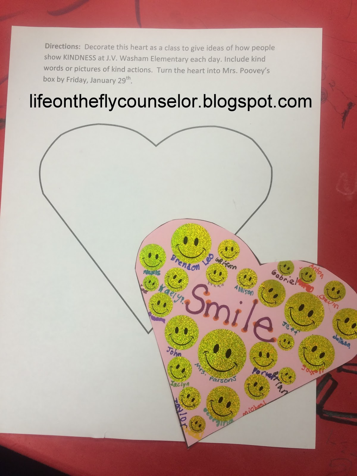Life on the Fly.... A School Counselor Blog: Countdown to ...