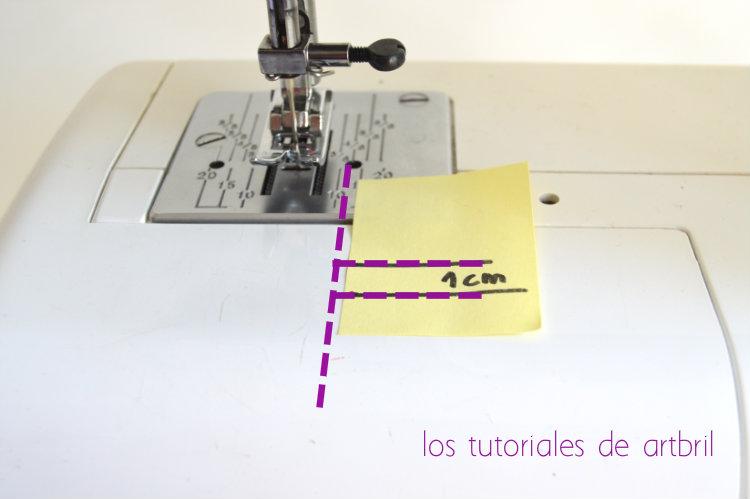 los tutoriales de artbril: Cosemos juntas bikini- coser braguita