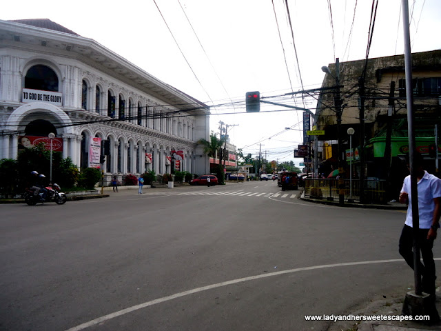 Tacloban Downtown Area in Leyte Tour