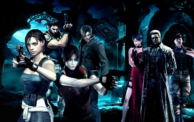 It Has Been 10 Years Since The Raccoon City Event And President Of United States Decided To Disclose Fact Behind What Took Place In