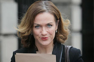 Dr. Rhona Mahony, the master of the National Maternity Hospital in Dublin