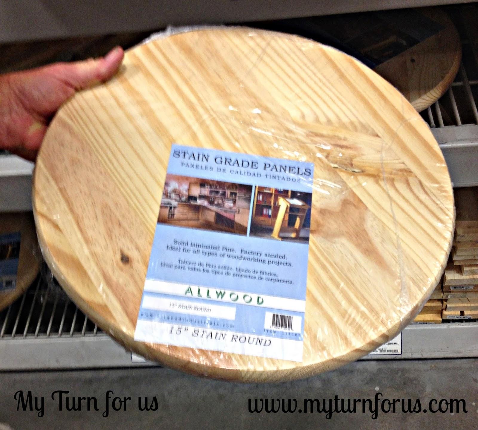 Inexpensive Wood Cutting Board