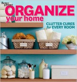 Organizing book from BHG :: OrganizingMadeFun.com