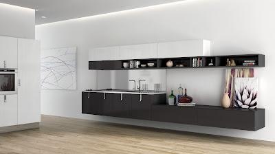 modern kitchen charlotte