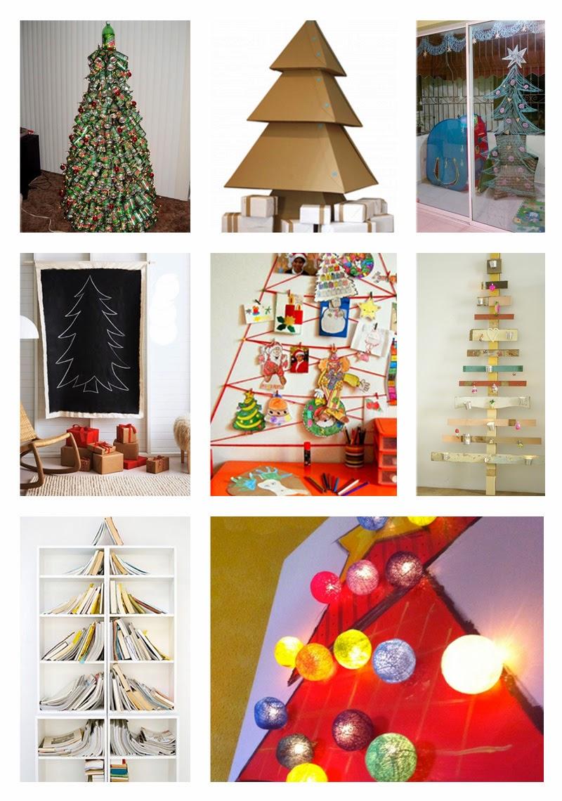 Trucos sencillos para decorar en navidad trucos de mujer - Adornos navidenos hechos en casa ...