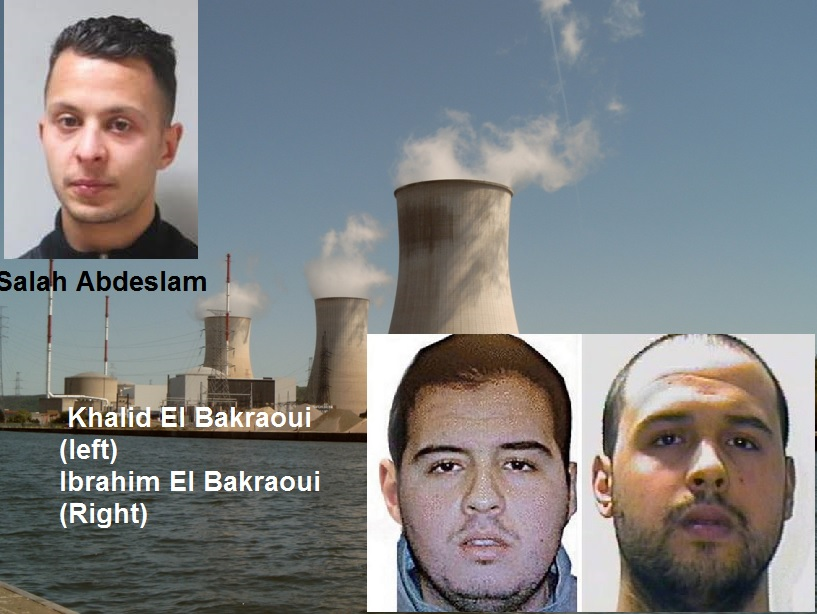 Europe has just evaded the world's first dirty bomb: Jihadi brothers Khalid and Ibrahim el-Bakraoui