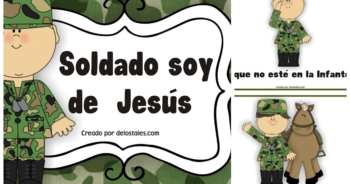 Soldado soy de Jesús - De los tales