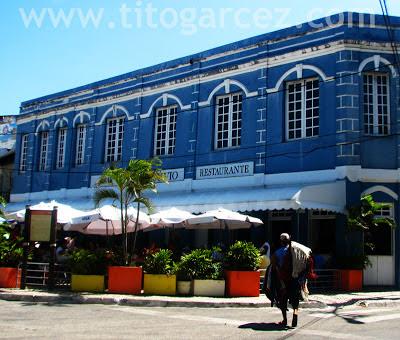 O famoso Bar Vesúvio, em Ilhéus - Bahia