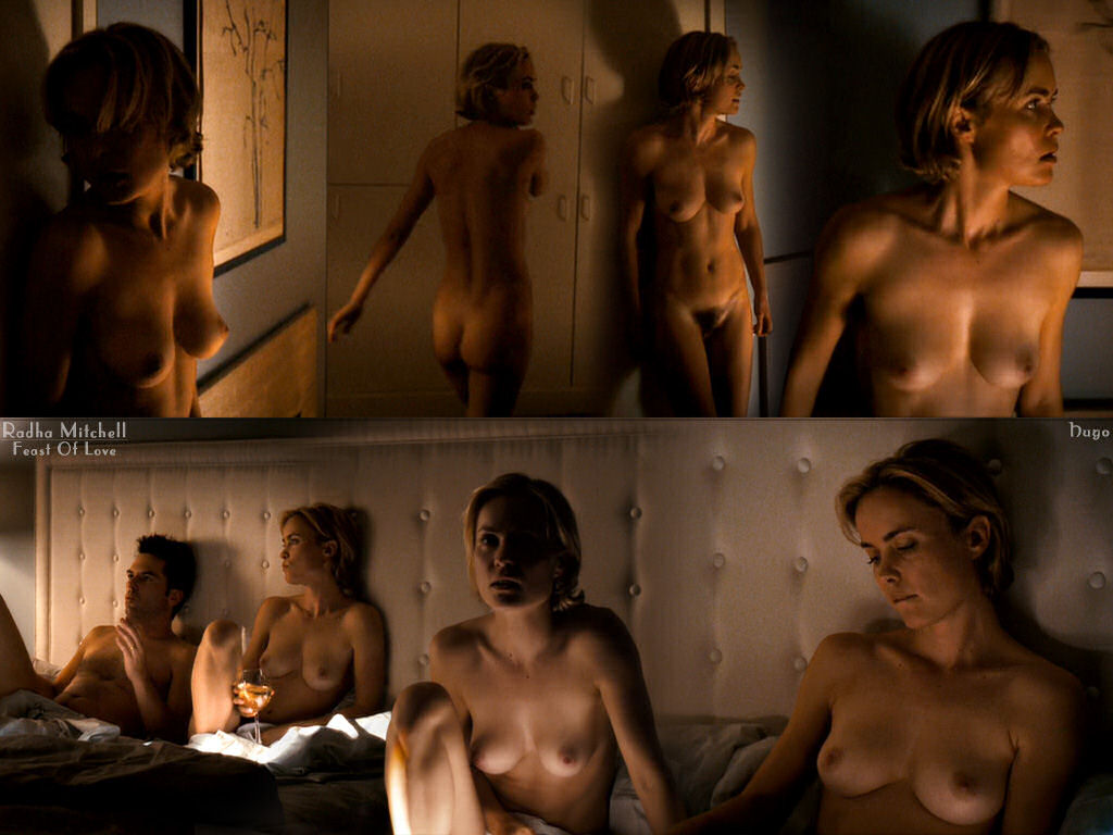 Feast of love nude scenes