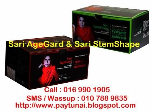 Sari AgeGard & Sari StemShape