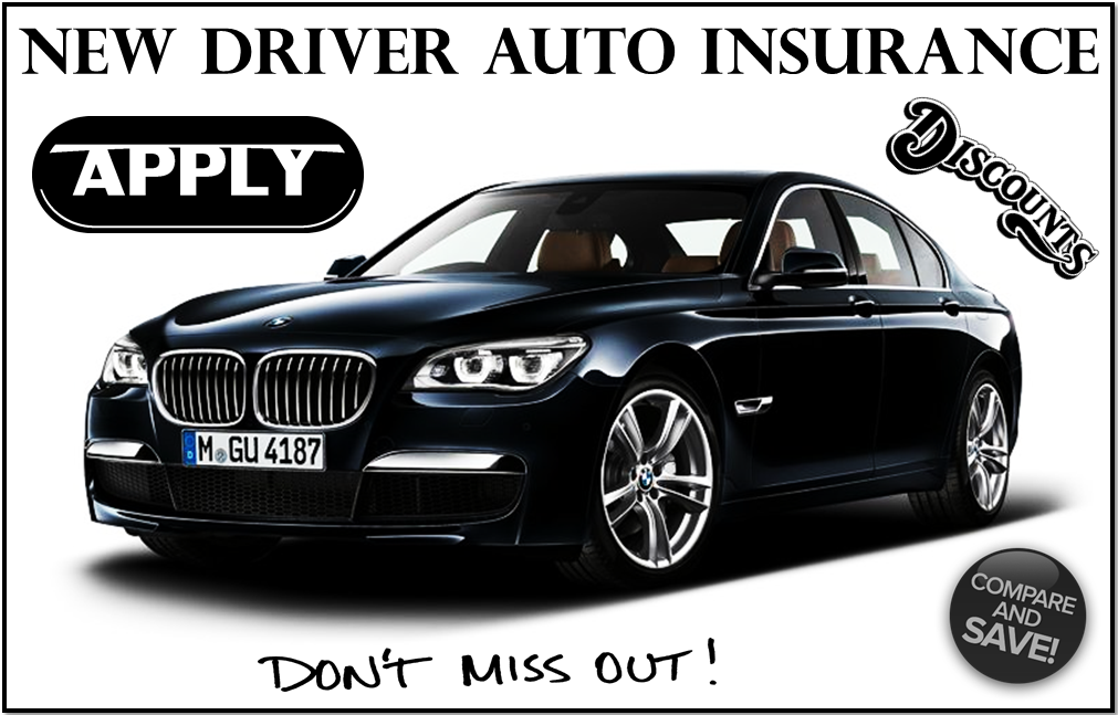 New driver auto insurance rates for youngsters