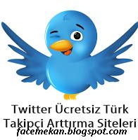 Twitter takipci arttirma