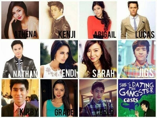She's Dating a Gangster Official list of Cast's