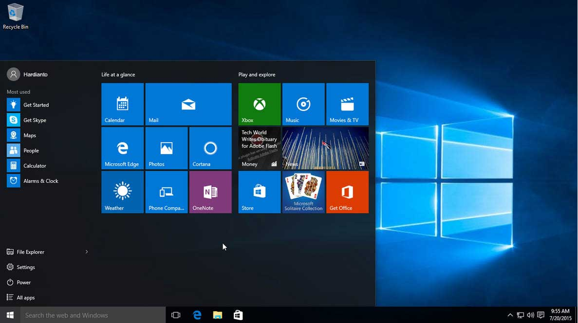 Download windows 10 pro windows 10 pro n final original for Window 10 pro