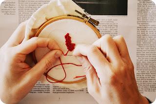 stitches :