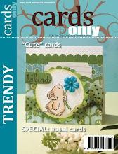 Er staat een kaart van mij in deze Cards Only!!