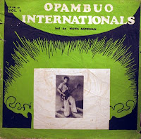 Opambuo Internationals - Menim Me Din,bhm, KBL 017, 1976