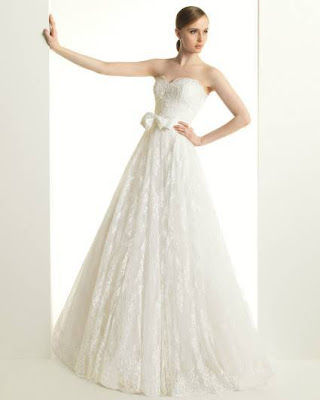 Vestido de Noiva 2013 - Com Renda