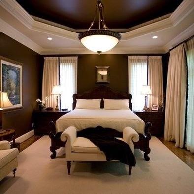 House Envy: Client E Design - Old World Study