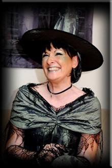 Paula, Halloween Witchypoo 2010!