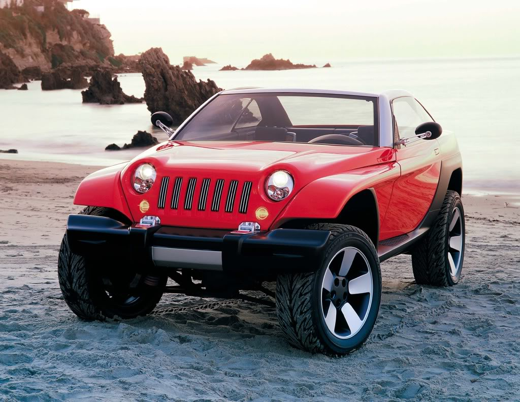 Jeep Is Coming Out With 4 New Models By 2017 And An Entire String Of Cars 2016 The Liberty Patriot Jeepster Wagoneer Will Soon Be