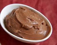 Gelato de Chocolate (vegana)