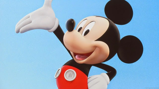 Mickey Mouse Wallpapers, part 2