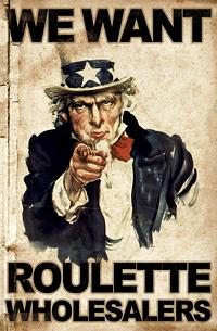 HONEYでは、ROULETTEの卸販売をしております。