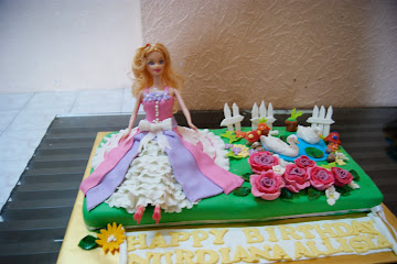Barbie Princess In The English Garden
