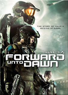 Halo 4: Forward Unto Dawn   DVDRip AVI Dual Áudio + RMVB Dublado