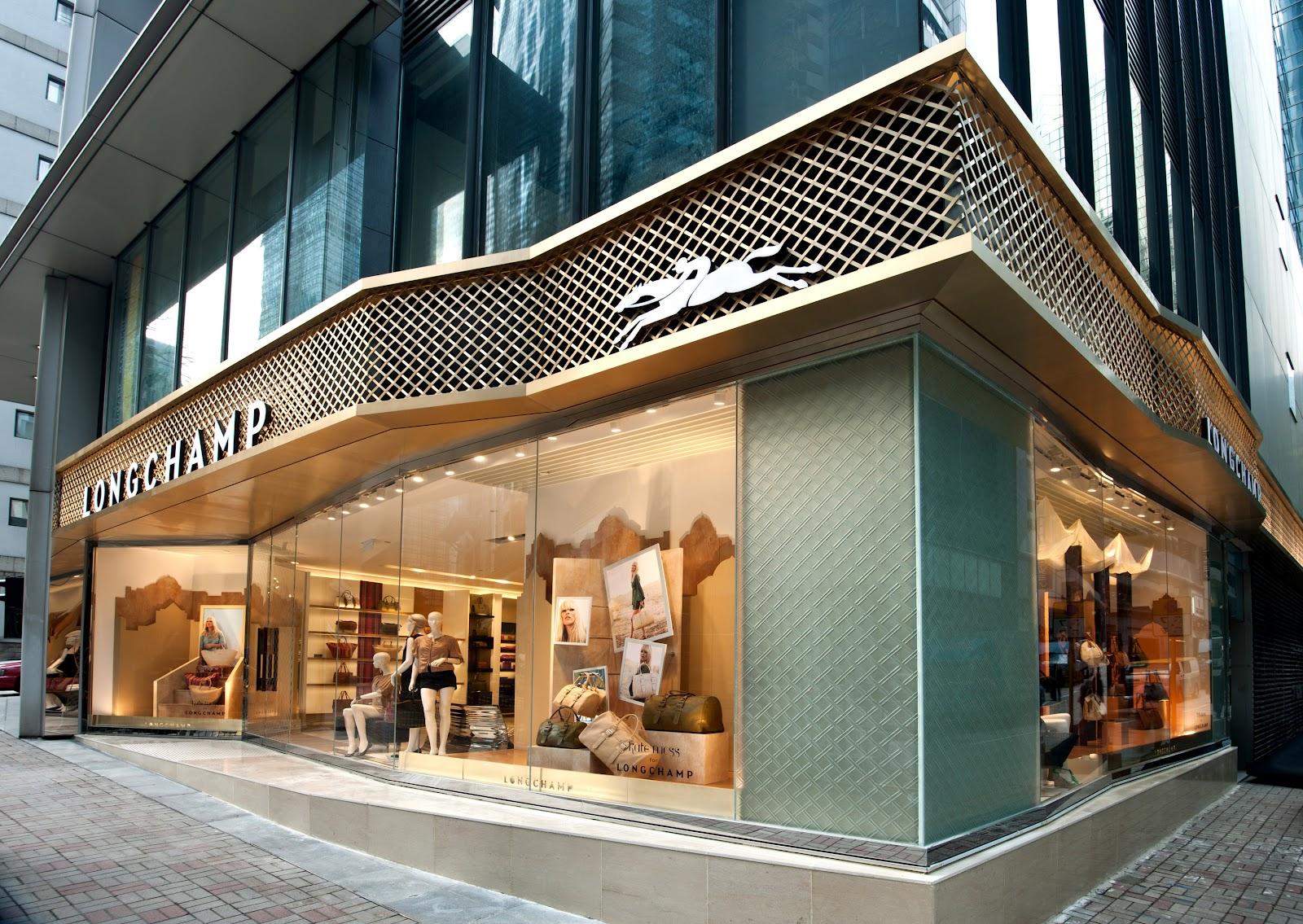 longchamp store paris