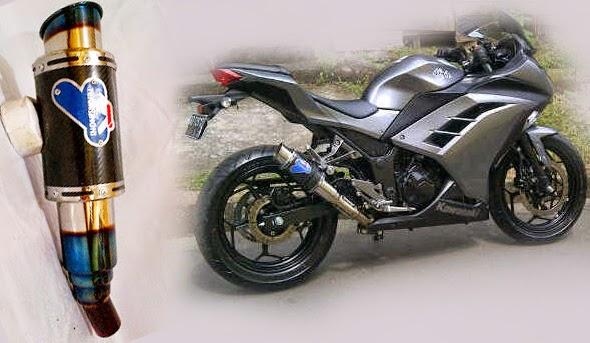 Contoh Knalpot Termignoni MotoGP
