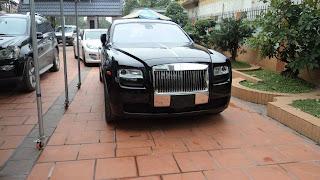 Rolls Royce in Vietnam