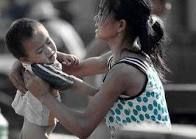 Zhang+Qianqian2 Zhang Qianqian, Kisah Gadis Kecil yang Mengharukan