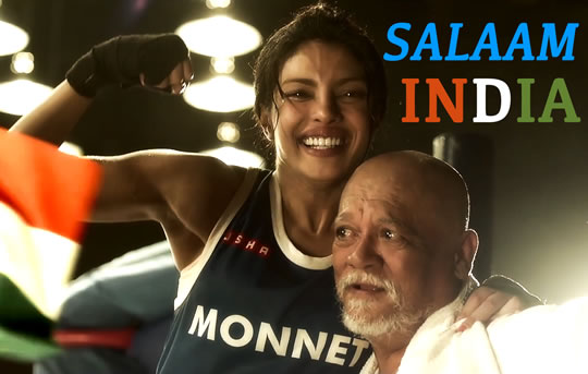 Salaam India - Mary Kom