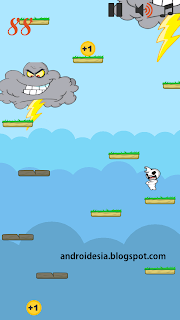 Pocong Jumping - Game Android buatan Indonesia
