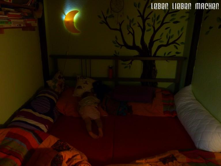 Matratzenlager familienbett  LEBEN LIEBEN MACHEN: Wir sind umgezogen