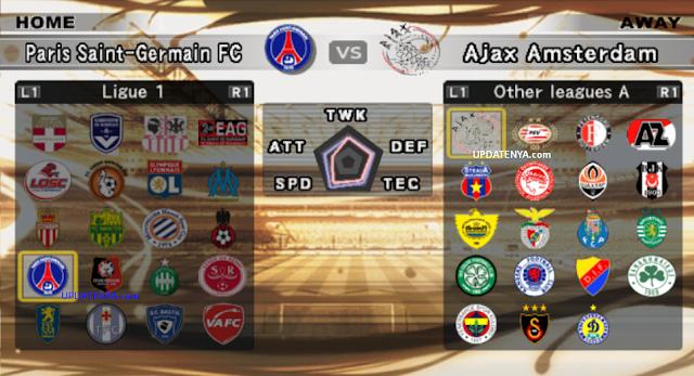 PES 6 updatenya terbaru musim 2013-2014
