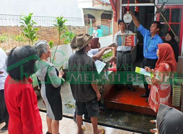 Pendampingan Pendirian Bank Sampah Cawang Hijau Indah
