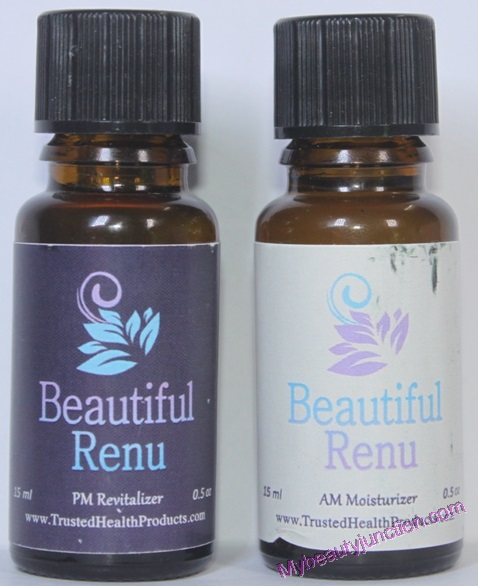 Beautiful A.M. Moisturiser and P.M. Revitaliser review