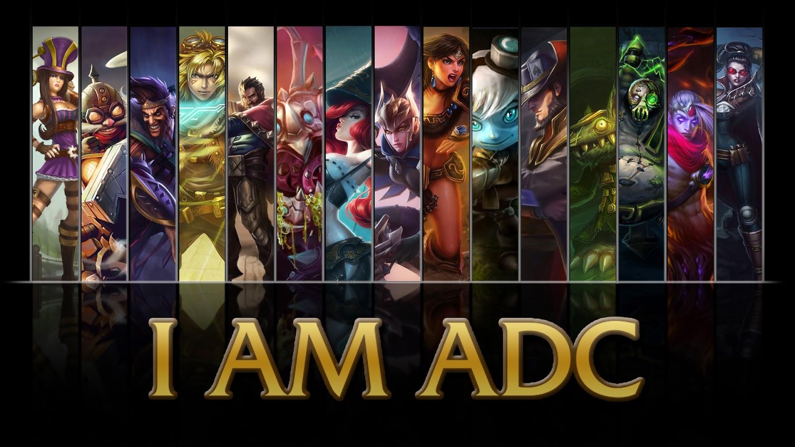 adc karakterler