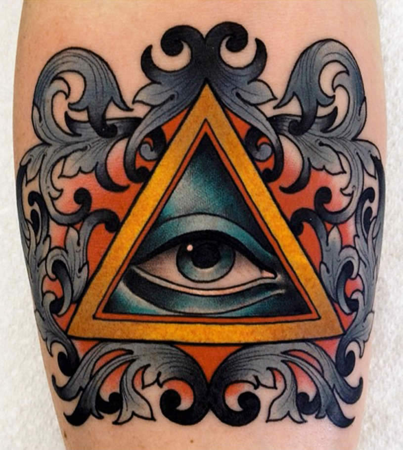 62 Traditional Eye Tattoo Ideas And Designs About Eyes: Amazing Tattoos By Spaniard