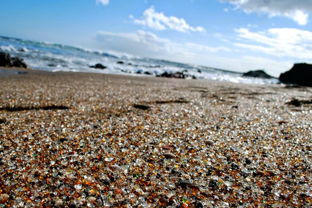 Glass beach – Fort Bragg