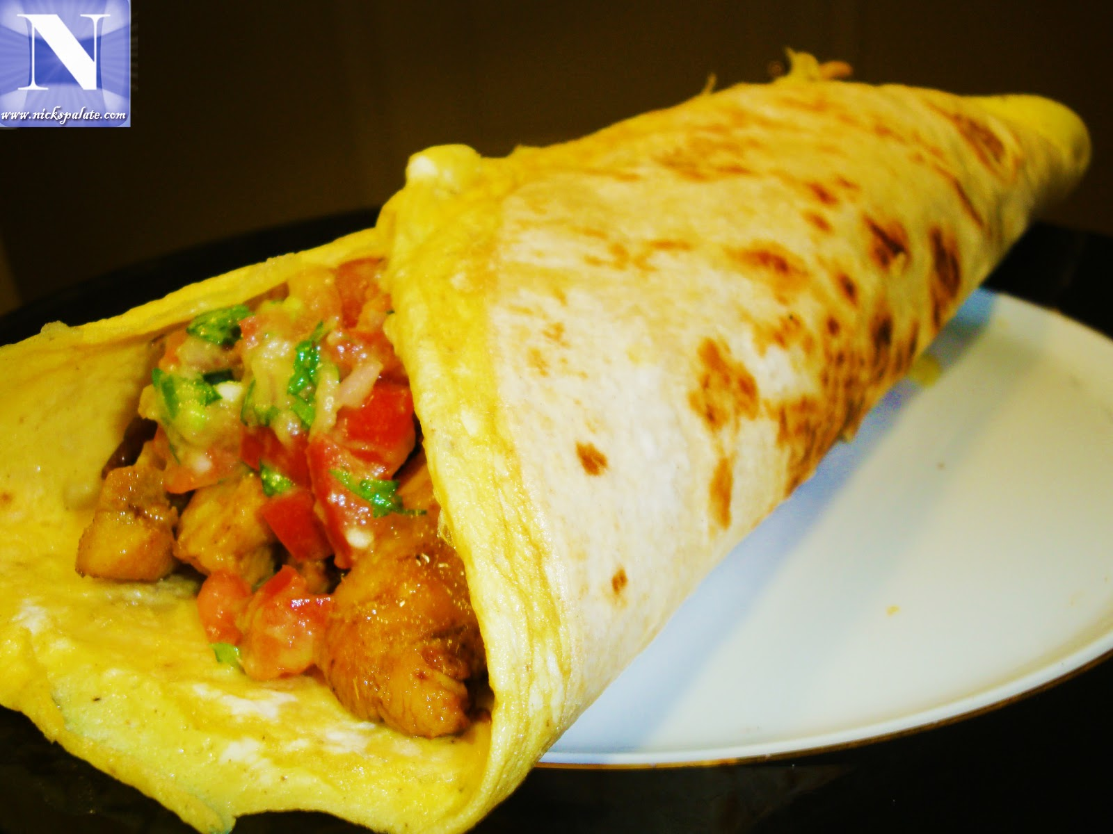 mean looking kati roll enjoy and i hope you guys try this recipe cause ...