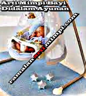 Arti Mimpi Melihat Bayi Didalam Ayunan